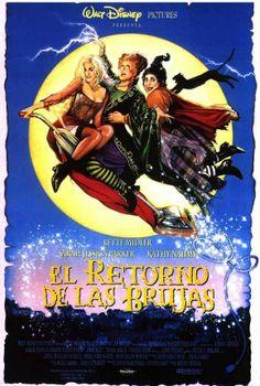 El retorno de las brujas / Abracadabra / Hocus pocus | Peliseries online