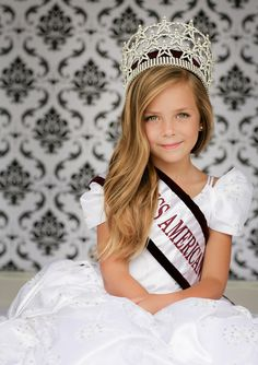 """☆☆☆ she'll always be """"Miss America"""" to you."""