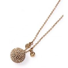 Royale necklace rosegold