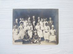 Rare Antique Photograph or Photo of by CornerHouseAntiques on Etsy