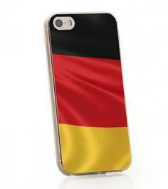 iPhone 5 5s Deutschland Flaggen Case nur 7,90 Euro