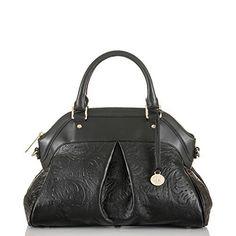 Louise Rose - Black Saint Germaine Lovely purse