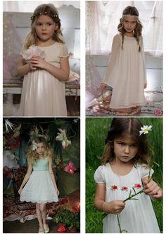collagebodas Moda Vintage, Baby Girl Fashion, Special Day, Perfect Wedding, Wedding Styles, Groom, Flower Girl Dresses, Romantic, Bride