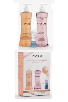 Payot Paris My 1st Skin Care Step gives you the first step in skin hygiene. Cleansing rids your skin of impurities and eliminates all traces of make-up. Then the toner revitalises and stimulates the skin, preparing it for more Payot care to follow.