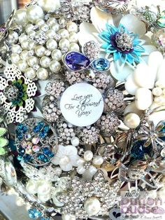 #love the #pops of #color in this #broochbouquet.  #alternativebouquet #stunning #brooches #sparkles #alternative #wedding #bride #instaweddings #handmade #love #weddingparty #celebration  #bridesmaids #happiness #unforgettable #forever #ceremony #romance #marriage #weddingday #broochbouquets #australia #flowers  www.nicsbuttonbuds.com.au www.facebook.com/nicsbuttonbuds www.pinterest.com/nicsbuttonbuds www.instagram.com/nicsbuttonbuds www.twitter.com/nicsbuttonbuds