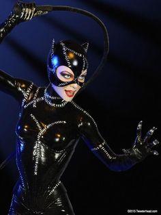 TWEETERHEAD Michelle Pfeiffer Catwoman 7 by TrevorGrove.deviantart.com on @DeviantArt