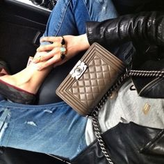 That Chanel bag