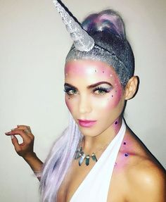 Jenna Dewan Tatum was a unicorn for Halloween and it was glorious!