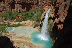 Havasu Falls - Grand Canyon