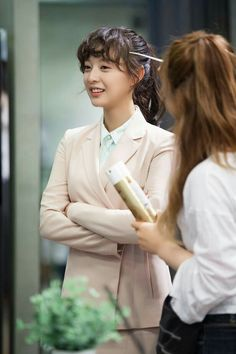Kim Ji Won Fight for My Way Female Actresses, Korean Actresses, Korean Actors, Actors & Actresses, Korean Dramas, Korean Beauty, Asian Beauty, Kdrama, 7 First Kisses