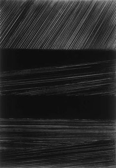 "Mi favorita de Pierre Soulages… ""Painting is a play of opacities and transpare… Black N White Images, Black Art, Abstract Expressionism, Abstract Art, Modern Art, Contemporary Art, Centre Pompidou, Art Abstrait, Shades Of Black"