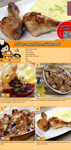 Good Foods To Eat, Food To Make, Easy Casserole Dishes, Tasty, Yummy Food, Hungarian Recipes, Cooking Recipes, Healthy Recipes, Light Recipes