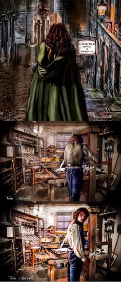The Print Shop... I can't wait to see this scene!
