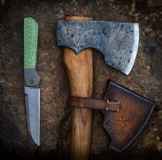 Antique Axe Beil Hand Forged 10s 20s