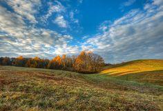 Cuyahoga Valley National Park Landscape, Ohio