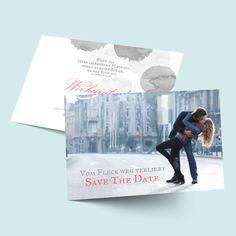 Save the Date Karten Bohemian