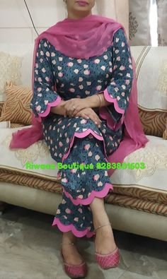 Best 12 – Page 768497123895141087 – SkillOfKing.Com - Designer Dresses Couture Kurti Sleeves Design, Sleeves Designs For Dresses, Kurta Neck Design, Dress Neck Designs, Salwar Pattern, Kurta Patterns, Suit Pattern, Embroidery Suits Punjabi, Embroidery Suits Design