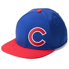 best service 4b6aa 76b47 Chicago Cubs Youth Big Logo Snapback Cap by Under Armour®
