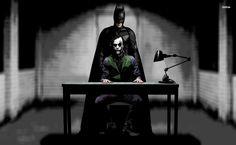 Joker and Batman HD Wallpaper