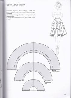 Photo - Sewing for beginners - Couture Sewing Dress, Skirt Patterns Sewing, Sewing Clothes, Clothing Patterns, Diy Clothes, Handmade Clothes, Techniques Couture, Sewing Techniques, Pattern Cutting