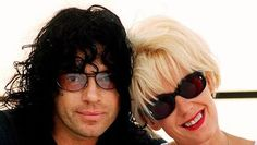 Image result for michael hutchence and paula yates