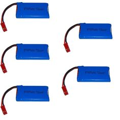 UUMART 3.7V 730mAh Lipo Battery For WLtoys V686 Quadcopter Spare Part V686-20