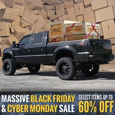 Why wait until Black Friday to save on all of your favorite suspension brands? TGC is starting early by offering UP TO 60% OFF select suspension products now until 12/2/14!  http://www.topguncustomz.com/c-125-items-on-sale.aspx?pagenum=&section=&SearchTerm=&sortBy=namedescending&pageSize=20  #topguncustomz #blackfriday #tgc #cybermonday #holiday #sale #special #promotional #liftedtrucks #dieseltrucks #truck #parts #dodge #ford #chevy