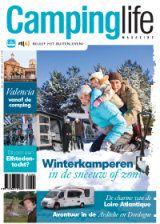5x Campinglife € 20,-: Campinglife magazine is het tijdschrift dat aansluit bij het gelijknamige RTL4 tv-programma. Met 5 keer per jaar de nieuwste trends en gadgets, de leukste bestemmingen en de beste campings.