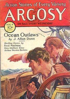 Argosy All Story  -  Aug 9 1930