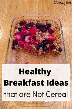 It turns out there are lots of healthy breakfast ideas that my kids will eat quickly. For the longest time, I was afraid to branch out beyond cereal for breakfast on school mornings. Waffle Toppings, Waffle Recipes, Oatmeal Recipes, Breakfast For Kids, Breakfast Ideas, Breakfast Recipes, Family Meal Planning, Family Meals, How To Make Waffles