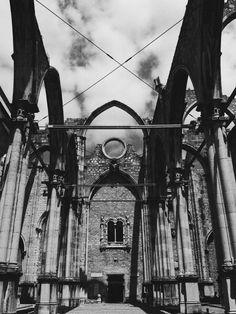 #conventodocarmo #ruinas | verablt | VSCO Grid