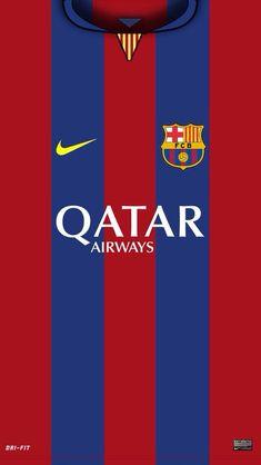 Barcelona Futbol Club, Fc Barcelona Neymar, Barcelona Jerseys, Fifa Football, Football Art, Team Wallpaper, Football Wallpaper, Football Quotes, Soccer Quotes
