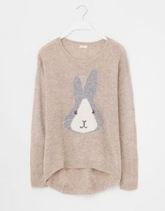 I want this bunny sweater!