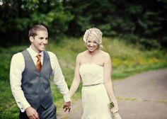 midwest vintage wedding