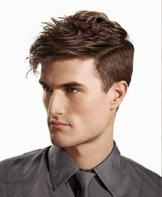 Short Hairstyles Trends For Long Faces Male | Hairstyle Reference