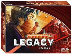 Image result for pandemic legacy