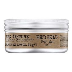 TIGI Bed Head for Men Pure Texture Molding Paste - 2.93 oz