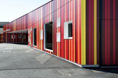 Prinvault: J. Moulin school