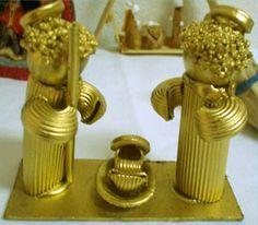 Lavoretti di Natale di pasta. Speciale Natale - www.Sottocoperta.net