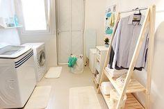 Como organizar a lavanderia - Minha casa, Minha cara