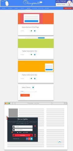 22 Free And Premium WordPress Subscription Newsletter Plugins