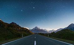Amazing shot @New Zealand