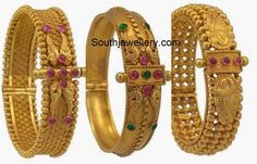 bangles and kadas with black beadsimages - Google Search