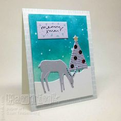 Simon Says Stamp December Card Kit by JanTInk - Cards and Paper Crafts at Splitcoaststampers