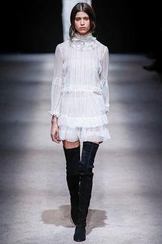 Sfilate Alberta Ferretti Collezioni Autunno Inverno 2015-16 - Sfilate Milano - Moda Donna - Style.it