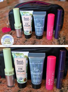Ipsy Glam Bag - December 2014 - Full Review