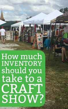 How Much Inventory to Take to a Craft Show or Fair? - Cutting for Business How Much Inventory to Take to a Craft Show or Fair? - Cutting for Business Craft Show Displays, Craft Show Booths, Market Displays, Craft Show Ideas, Display Ideas, Craft Fair Ideas To Sell, Vendor Displays, Retail Displays, Jewelry Displays