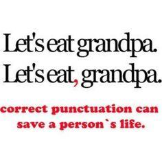 Een komma kan een wereld van verschil maken - Taalvoutjes