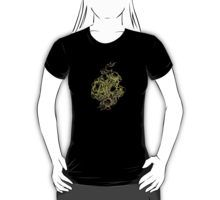 T-shirts.#T-shirts in 100% cotton, , available in #crew, #v-neck, #slim fit & scoop neck tees.This unique painting is delicately hand drawn using the ink and pen. #clothing #girly #gift #wearing #woman #men #boy #young #fashion  #beauty #cute #redbubble  #handdrawing #meditationart #art #artprints #graphicdesign #graphics #abstraction #black #brushpen #doodle #doodling #drawart #ink #inktens #lineart #mandala #meditation #mixedmediaart #mixsedmedia #paper #patterns #pen #zentangle