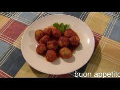 Polpette al sugo velocissime e buonissime- secondi di carne - YouTube